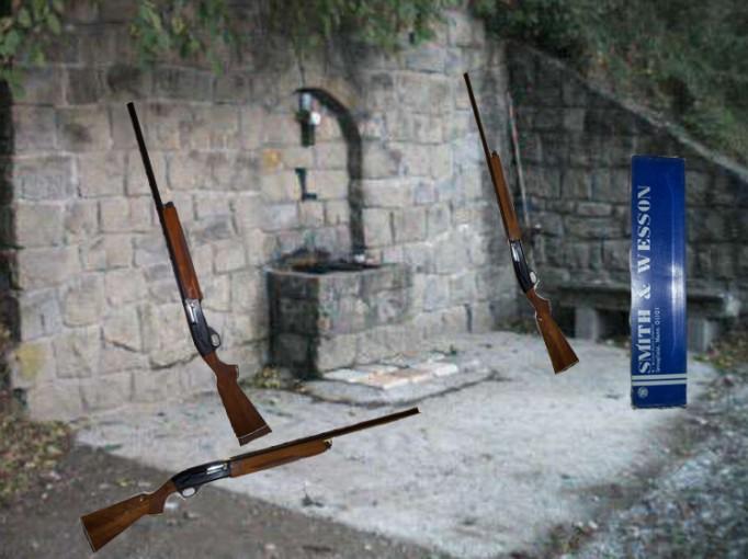 Fucile Semiautomatico Browning Fucile Semiautomatico Cal 20 Canna Cm